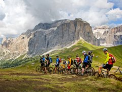 Dolomiti Mountainbike Weeks - Sella Ronda