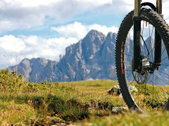 "Assaggio Mountainbike ""Unterwirt"" - forfait del CICLISTA - mountainbike in Alto Adige"