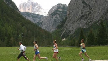 Cortina - Dobbiaco Run 2020